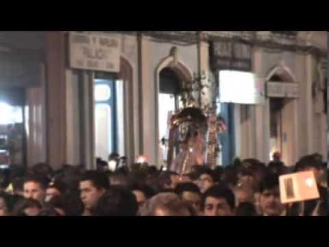 CONECTADOS / Procesión Virgen del Cisne 31-10-2012.avi