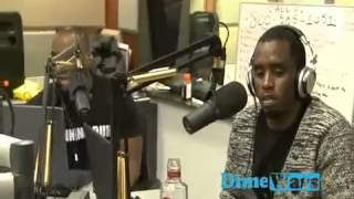 Diddy on Charlamagne Disses Shyne W/ The Donkey Of The Day