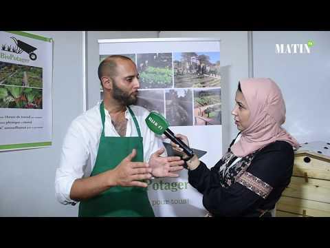 Video : Bio Expo 2019 : Déclaration de Hamza Bennani, représentant de Bio Potager