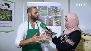 Bio Expo 2019 : Déclaration de Hamza Bennani, représentant de Bio Potager