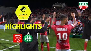 Nîmes Olympique - AS Saint-Etienne ( 1-1 ) - Highlights - (NIMES - ASSE) / 2018-19