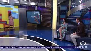 Raquel Méndez 6 de junio 2018