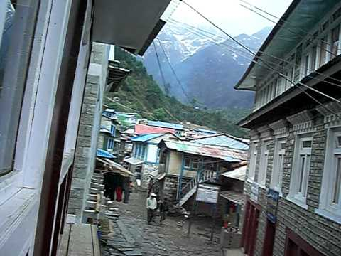 Back in Lukla