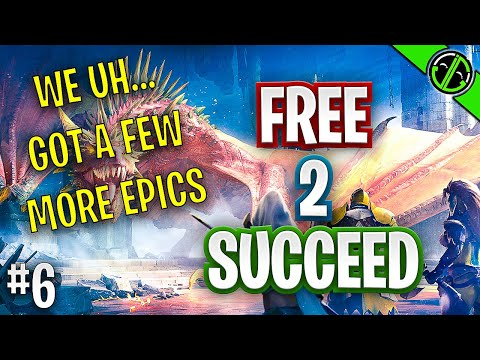 So, We Got Some Last Minute 2x Ancients In... Free 2 Succeed - EPISODE 6