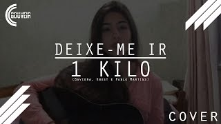 """Carolina Gouveia """"Deixe-me ir"""" 1Kilo Cover"""