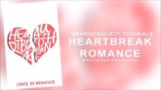 Heartbreak [ Wattpad Speed Cover ]