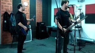 BulletRaid - Unchain My Heart (cover - rehearsal)