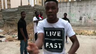 G-black AkA Nospijd - Chiraq_Remix_BAraq (Clip Officiel)