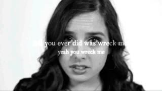 Cimorelli - Wrecking Ball (Official Lyric Video)