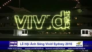 PHÓNG SỰ CỘNG ĐỒNG: Lễ hội ánh sáng Vivid Sydney