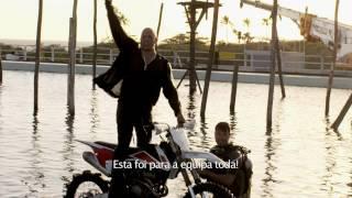xXx: O Regresso de Xander Cage | Featurette: Cena Motas | Paramount Pictures Portugal