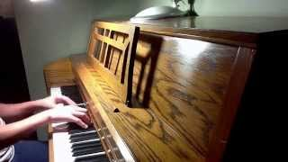The National - Exile Vilify - Piano