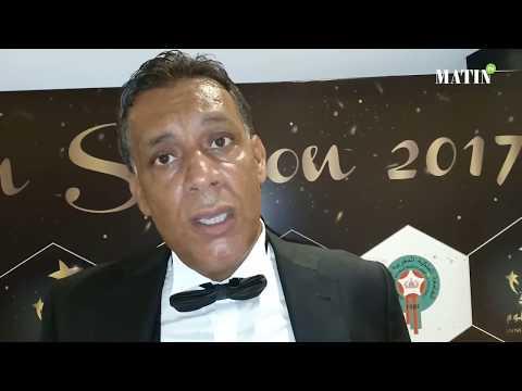 Video : Les stars du football marocain honorées à Casablanca
