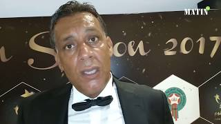 Les stars du football marocain honorées à Casablanca