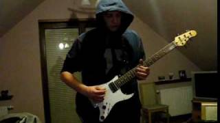Limp Bizkit's Hot dog, guitar cover by Number 15
