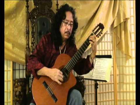 Corridos nicas en guitarra clasica.wmv