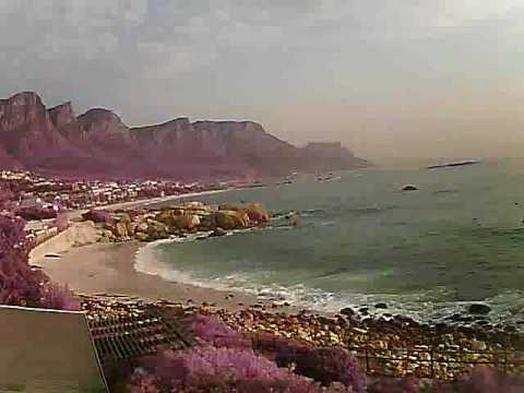 Timelapse Video – Glen Beach & Camps Bay – 30/07/2010