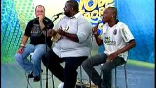 Eu Sou Guerreiro - Globo Esporte 01/09/2010 - Ernesto , Pericles e Thiaguinho