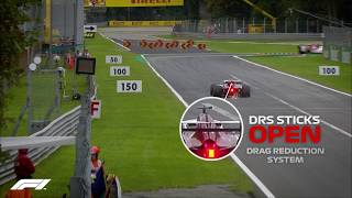 Ericsson's High-Speed Monza Crash Analysed  | 2018 Italian Grand Prix