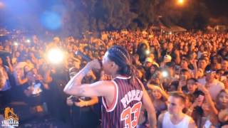 Nef The Pharaoh turns up at Summer Fest 2016 [Thizzler.com Exclusive]