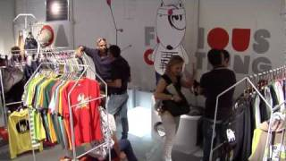 fashiontv | FTV.com - PITTI IMMAGINE IN FLORENCE- WELCOME TO MY HOUSE