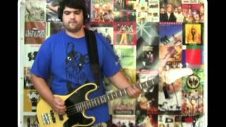 Barão Vermelho - Bete Balanço (Cover Baixo/Bass com TABs)
