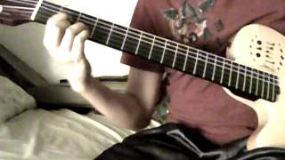 Naruto Shippuden - Konoha Peace guitar cover