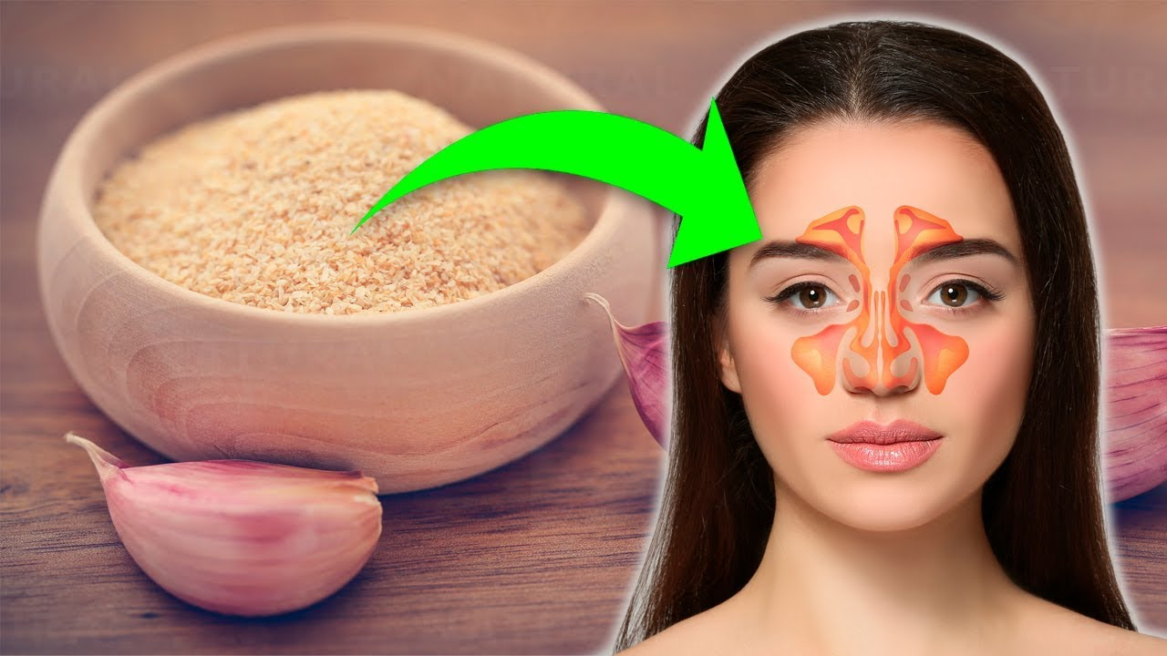 This Magical Powder will End your Allergies, Rhinitis and Sinusitis