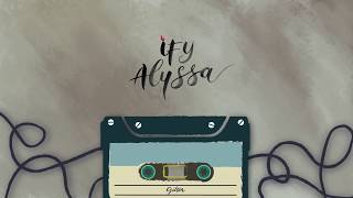 Ify Alyssa - Gitar ft. Gerald Situmorang (Official Lyric Video)