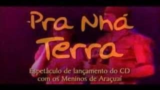 """Release """"Pra Nhá Terra"""""""