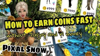 Simple ways to get coins without rl money and tapjoy - avakinlife