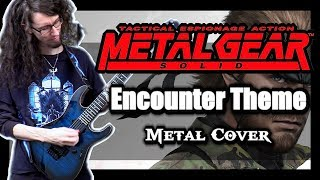 Metal Gear Solid ENCOUNTER - METAL cover by ToxicxEternity!