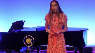 """""""Love On The Brain"""" by Rihanna, cover by Amberly Grace"""