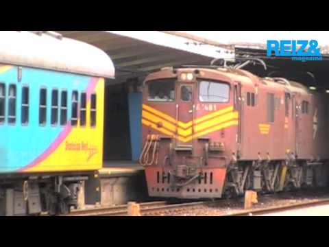 Zuid-Afrika: Kaapstad – Johannesburg Local Train Shosholoza Meyl
