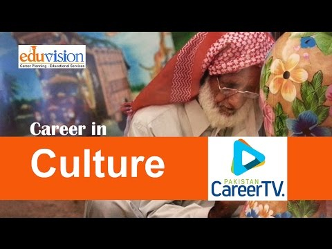 Career in Culture