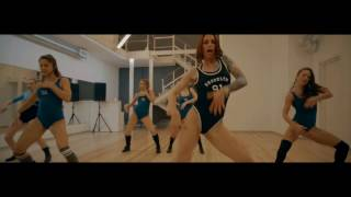 CHOREOGRAPHY BY KATARINA DALLAS | DANCEHALL | FERGALICIOUS | SMOKIN' MONKEY CREATIVE