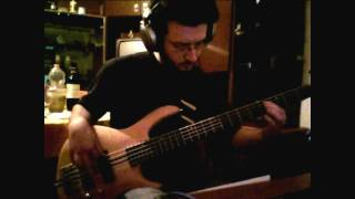 Muse - Muscle Museum (Bass cover)