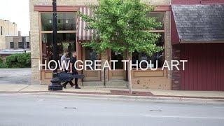 "Mathias Michael - ""How Great Thou Art"" (Official Music Video)"