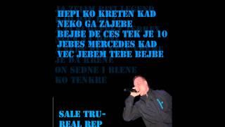 Sale Tru-Real rep(Lyrics/Tekst)