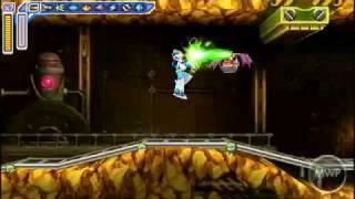 Megaman Maverick Hunter X -PSP- [How to get the Hadouken Upgrade] 100%