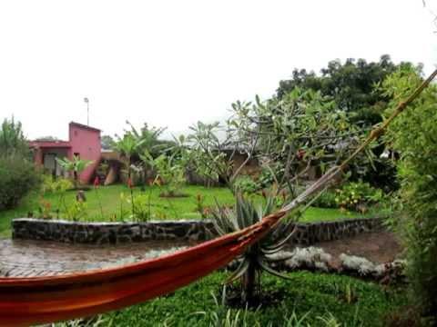 Video #4 – Hostal Le Rendez – Vous, Vilcabamba, Ecuador