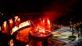 Nickelback - Burn It To The Ground - Live
