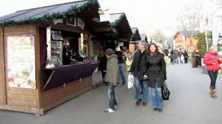 Canon SX1 IS Montreux 02 [HD] (Switzerland) Marché de Noël 2008, People/gens