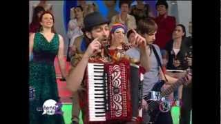 Popa Sapka - Amerika Evropa@Antena2
