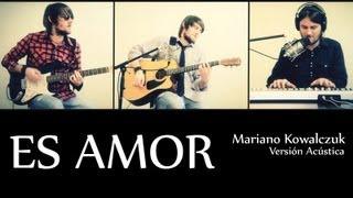01 - Marian Kow - Es amor (acústico) - parte 1