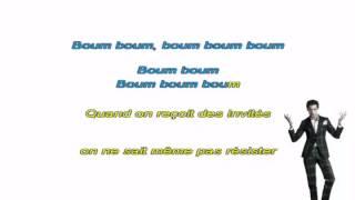 boum boum boum (karaoké)