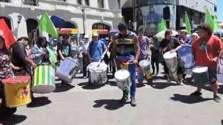 PALIWAINA marcha de los profes