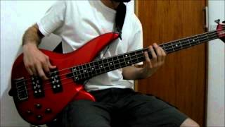 Bass Cover - The Black Keys - Lonely Boy