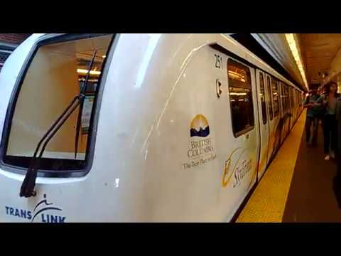 Vancouver SkyTrain - Another Train Ride