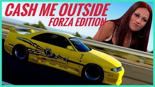 Cash Me Outside Trap Remix |Forza Horizon 3 Edition [CINEMATIC]